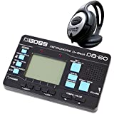 Boss DB-60 Dr Beat Digital Metronom + Keepdrum Kopfhörer