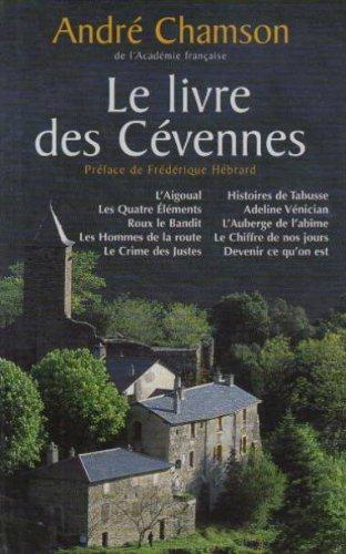 Le livre des Cévennes