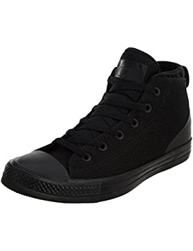 Converse Womens Chuck Taylor All Star Syde Street Mid Canvas Trainers