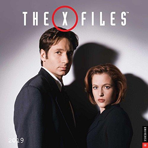 The X-Files - 2019 Wall Calendar