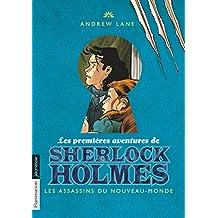 Les premieres aventures de Sherlock Holmes 2/Assassins Nouveau-Monde