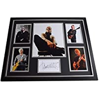 Sportagraphs Paul Weller SIGNED Framed Photo Autograph Huge display The Jam Music AFTAL COA PERFECT GIFT