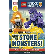 LEGO® NEXO KNIGHTS Stop the Monsters! (DK Readers Level 1)