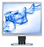 Produkt-Bild: Philips 19B1CS 48,2 cm (19 Zoll) LCD-Monitor (VGA,DVI, 5ms Reaktionszeit) silber