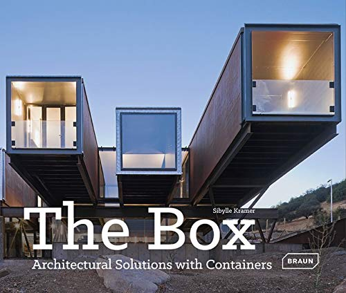 The Box: Architectural solutions with  containers. par Sibylle Kramer