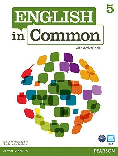 English in common. Student's book. Per le Scuole superiori. Con espansione online: 5