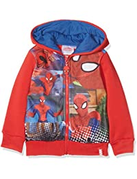 Spiderman Crime Fighter, Sweat-Shirt àCapuche Garçon