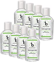 Be The Solution Hand Sanitizer (60% Ethyl Alcohol) Citrus - 50 Ml (Pack Of 8)