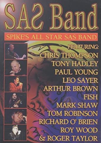 The SAS Band: In Concert [DVD]