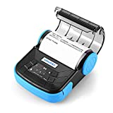 HITSAN INCORPORATION GOOJPRT MTP-3 Portable 80mm Bluetooth Thermal Printer EU Plug Support Android
