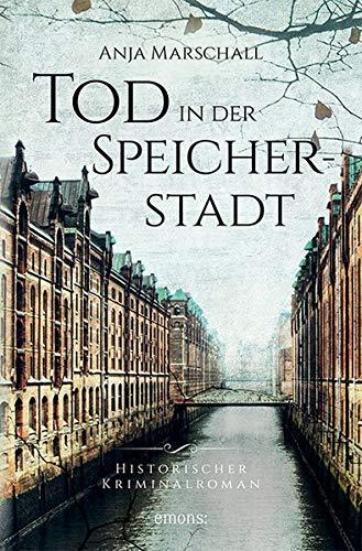Buchseite und Rezensionen zu 'Tod in der Speicherstadt' von Anja Marschall