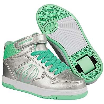 Heelys FLY 2.0 Schuh 2015 silver/mint 31