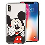 iPhone XS Max Coque Disney Cute Coque Jelly Souple pour [Apple iPhone XS Max...