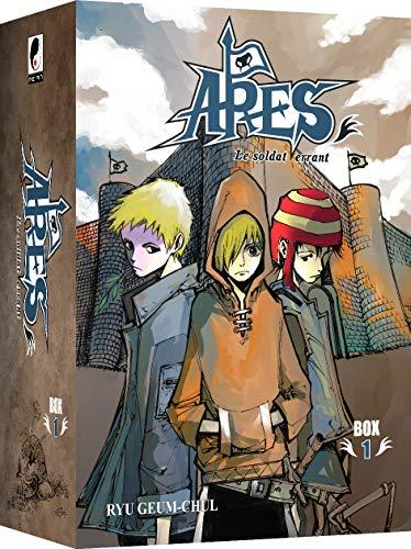 Ares Coffret Tomes 1 à 10