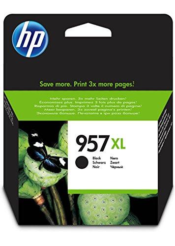 Hewlett Packard HP 957XL High Yield Black Ink Cartridge L0R40AE lowest price