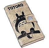Itas Portefeuille Manga Dessin anime PU Cuir Bourse Porte-monnaie 11.5*10cm-Totoro