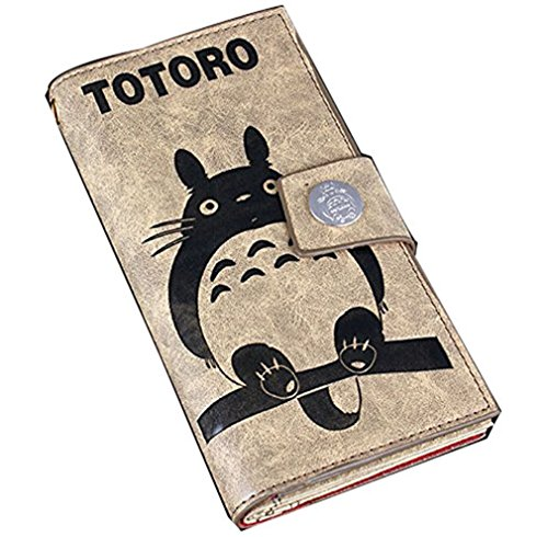 Cartera para hombre unisex Totoro