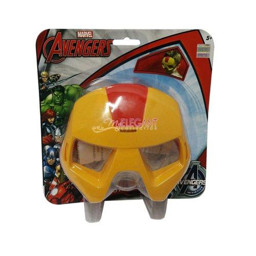 Iron Man mk902ir Marvel Avengers Kinder Jungen Kinder Schwimmen Maske und Schutzbrille (One Size)