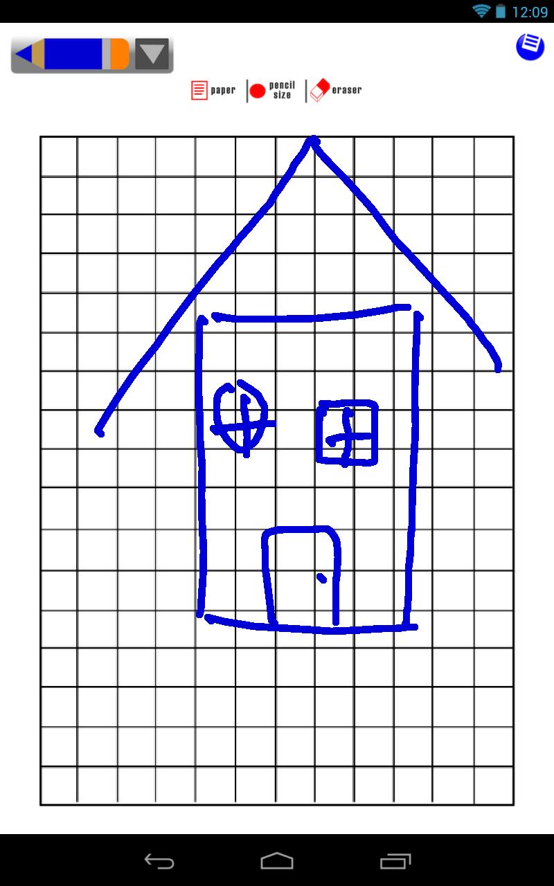 Lernen Sie, Formen, Buchstaben und Zahlen für Kinder