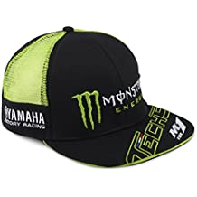 Monster Tech3 18T3M-GREEN-FP Gorra f3f51587285