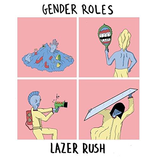 Lazer Rush (7 Inch) [Vinyl Single]