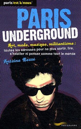 Paris underground 2012