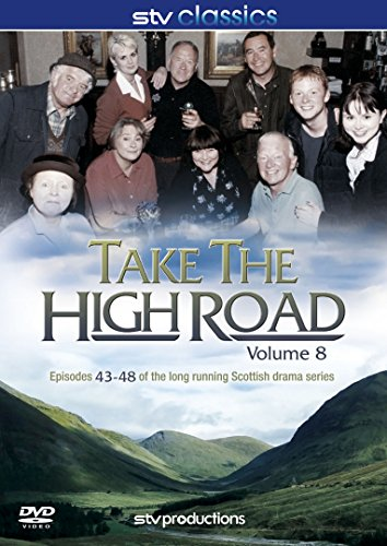 take-the-high-road-volume-8-eps-43-48-dvd-import-anglais