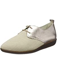 24 Horas 23538, Zapatos de Cordones Oxford para Mujer