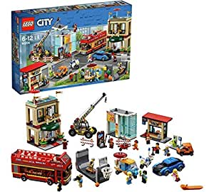Lego City Capital Toy Town Construction Set 60200 Amazoncouk