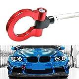 iJDMTOY (1) eloxiert rot Track Racing Stil Aluminium Zughaken für BMW 135Serie X5X6& Mini Cooper (E36E39E46E60E61E82E90E91E92E93E70E71R50R51R52R53R55R56R57R58R59)