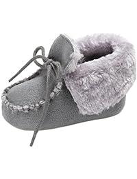 Zapatos festivas para bautizo o una boda - Zapatos de bautizo para bebés, ni?os, ni?as, tama?o unisex 17 TP20
