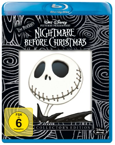 Nightmare Before Christmas (Collector's Edition) [Blu-ray]
