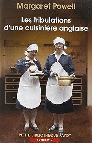 Les tribulations d'une cuisinière anglaise de Powell, Margaret (2014) Poche