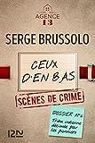 Serge Brussolo Romans policiers et polars
