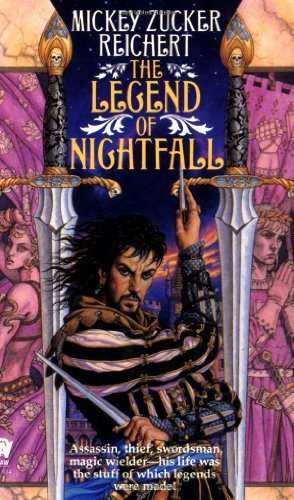 Nightfall Collectors (Legend of Nightfall (Daw Book Collectors) by Mickey Zucker Reichert (1993-12-01))