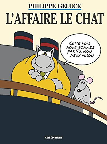 Le Chat, tome 11 : L'Affaire le chat