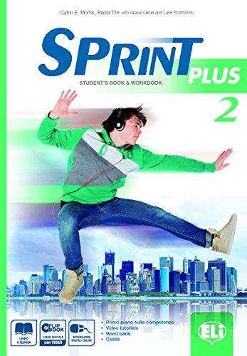 Sprint plus. The Canterville Ghost. Con e-book. Con espansione online. Per la Scuola media: Sprint plus+ The Canterville Ghost, Con espansione online. Per la Scuola media: 2