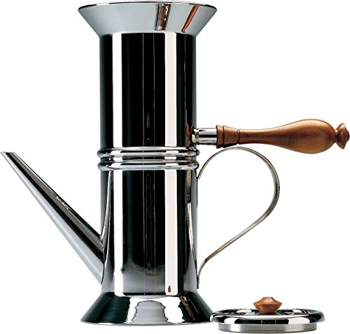 Officina-Alessi-Neapolitan-Coffee-Maker-Silver