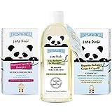 Bambini Neonati Care Set Shampoo BIO 250 ml + Sapone Biologico per il Bagno 250 ml + L'olio Biologico da massaggio 150 ML