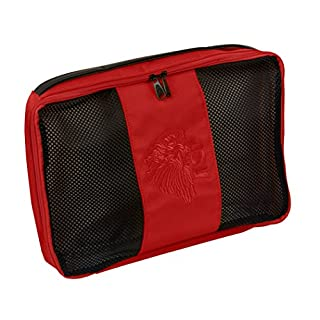 Asp Law Enforcement View Bag - XL, Red ASP View Bag - XL, Red, 22567 Model