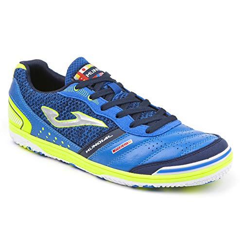 Joma_scarpe Calcetto Indoor Mundial MUNS_804 Royal