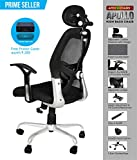 Best Office Chairs - APEX CHAIRS Apollo Chrome Base High Back Chair Review