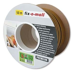 Fix o moll e profildichtung bobin 50 m selbstklebend braun 3585241 baumarkt - Guarnizioni finestre vecchie ...