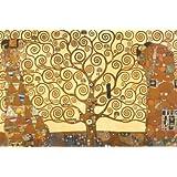Lámina 'El árbol de la vida', de Gustav Klimt, Tamaño: 91 x 61 cm