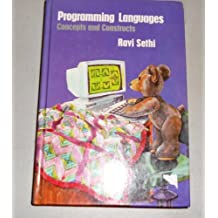 Programming Languages: Concepts and Constructs by Ravi Sethi (1989-08-01)
