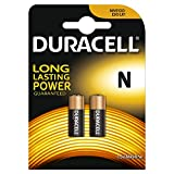 Duracell Specialty Type N Alkaline Battery pack of, used for sale  Delivered anywhere in Ireland