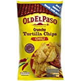 Old el Paso Chili Tortillas Chips - 185 gr