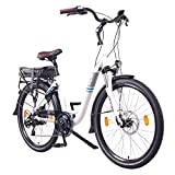 NCM Munich E-Bike City Rad, 250W, 36V 13Ah 468Wh Akku, 26'/28' Zoll