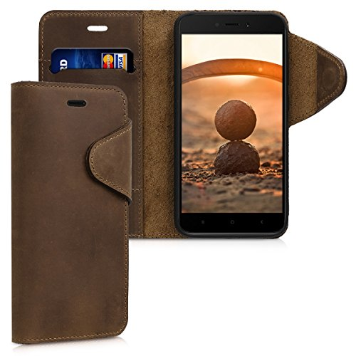kalibri-Xiaomi-Redmi-5A-Hlle-Leder-Handyhlle-fr-Xiaomi-Redmi-5A-Handy-Wallet-Case-Cover