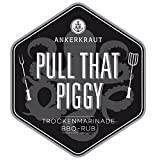 Pulled Pork Rub Per Barbecue ''Pull That Piggy'', 250Gr